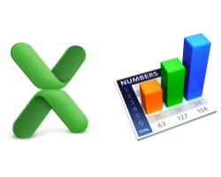 Formation numbers excel mac